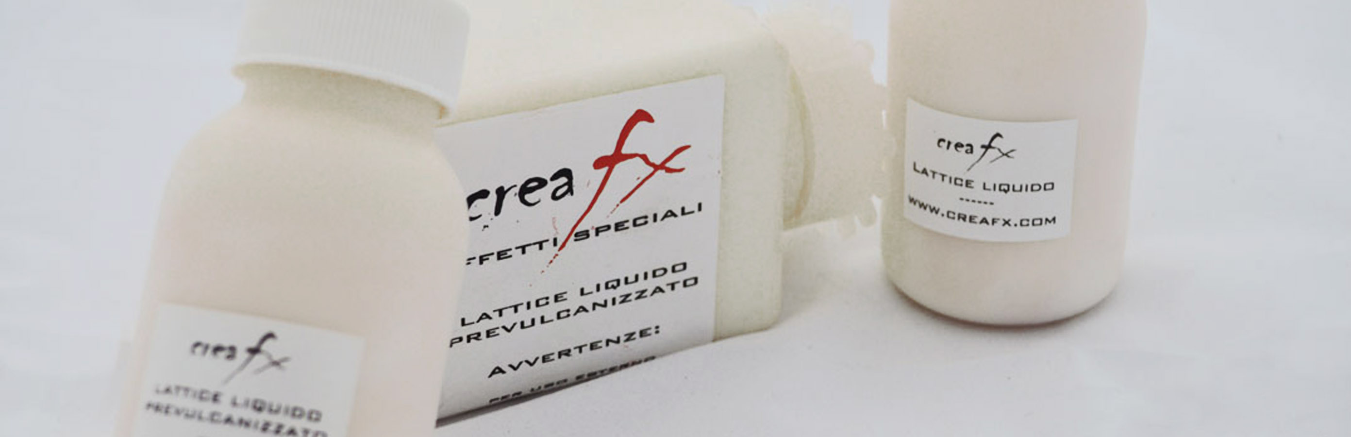 Lattice liquido naturale prevulcanizzato crea fx effetti for Lattice prevulcanizzato